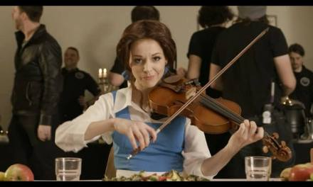 Lindsey Stirling, YouTube artist and famous Mormon, releases new BEAUTY AND THE BEAST video