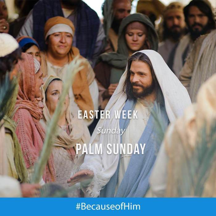 Palm Sunday Easter LDS Mormon
