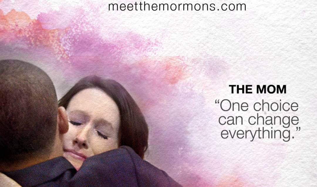 The Missionary Mom (from Meet the Mormons) has a new missionary that was just called!