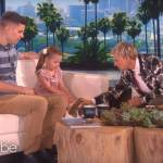 "4-Year-old Claire Ryann (Mormon singer) and her dad Perform ""You'll Be in My Heart"" by Disney on ELLEN"