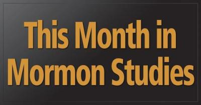 This month in mormon studies logo large