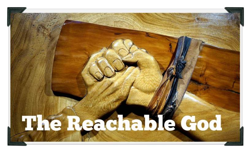 The Reachable God LDS Mormon