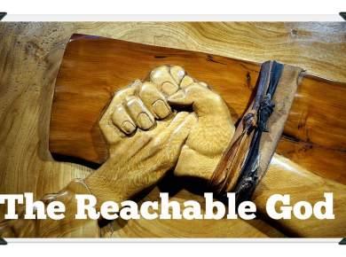 The Reachable God LDS Mormon