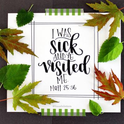9 i was sick by lincolnletters