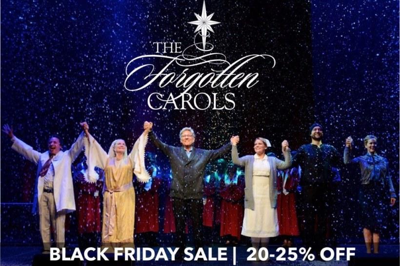 The Forgotten Carosl Black Friday LDS Mormon