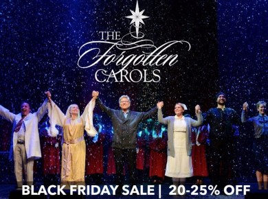 The Forgotten Carosl Black Friday LDS Mormon