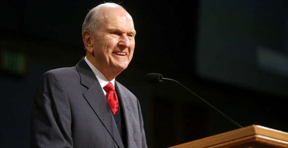 THE 70-DAY PRESIDENT NELSON STUDY by ABLE