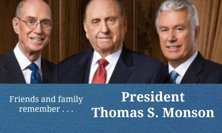 VIDEO: Presidents Eyring and Uchtdorf and Ann M. Dibb (daughter) share memories of President Thomas S. Monson