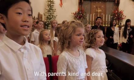 """I am a Child of God"" by One Voice Children's Choir – featuring bless4 (from #MeetTheMormons)"