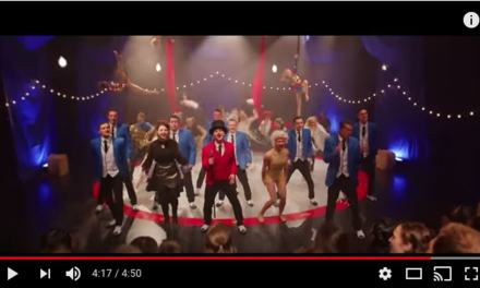 WATCH The Greatest Showman A Cappella Mashup | BYU Vocal Point & Friends
