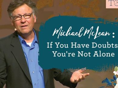 Michale mcclean forgotten carols faith crisis not alone tofw