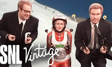 Mormons on the Slopes (Saturday Night Live SNL skit)—from the 2002 Olympics in Salt Lake CIty