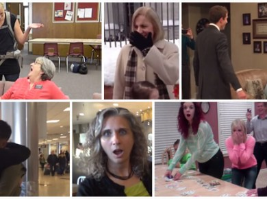 The MUST WATCH reaction when an LDS Mormon sister missionary doesn't tell her mom she is going on a mission until her call is received!