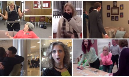 The MUST WATCH reaction when a Mormon sister missionary doesn't tell her mom she is going on a mission until her call is received!
