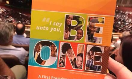 The Be One event! Gladys Knight, Alex Boye, and the Bonner family. Were you there?