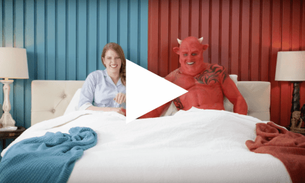 Sleep, the spawn of Satan, and a spouse: Why are they appearing on an LDS blog?