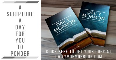 Daily mormon facebook ad
