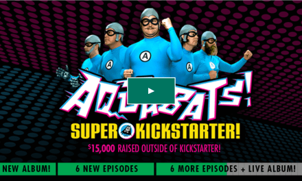 Studio C's Jeremy + The Aquabats = my YouTube dreams just came true