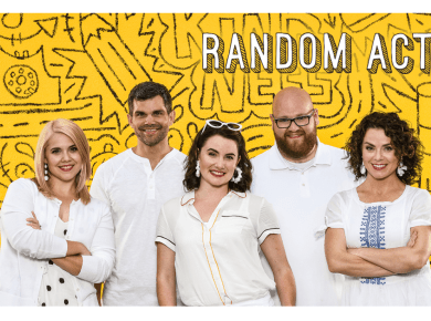 Random Acts TV BYU New cast