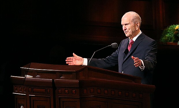6 new temples announced by President Russell M. Nelson at the 190th Semiannual General Conference (October 2020)