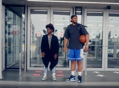 "NBA's Jabari Parker and Oba Bonner Star in New Music Video ""HUSTLIN'"" LDS Mormon"