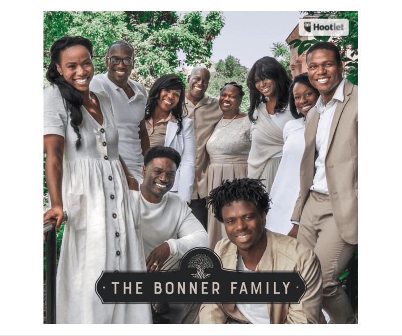The Bonner Family signs Christmas cds and preps for their Nov. 30 #LightTheWorld concert!