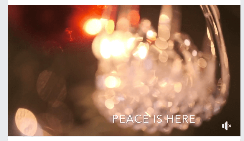"""Monica Scott's children's Christmas song """"Prince of Peace"""" for #LightTheWorld"""