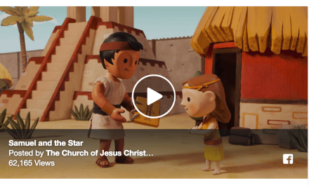 Samuel and the Star–new animated video from the Church