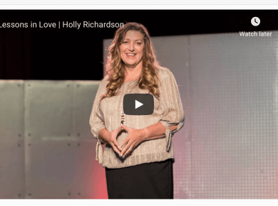 Lessons in Love | Holly Richardson Mormon Channel