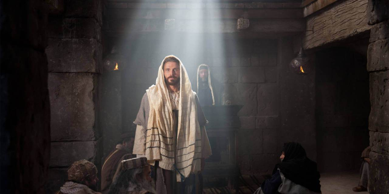 Come, Follow Me lesson aids: February 4-10; Luke 4-5 (The Spirit of the Lord Is upon Me)