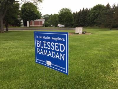 Ramadan Mubarak to our Muslim friends and neighbors!