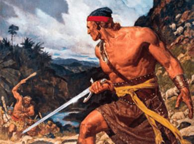 Ammon Mormon Mosiah LDS Mormon Latter-Day Saint Life Hacker