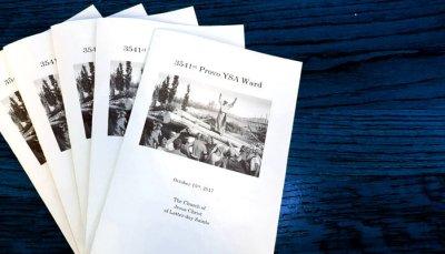 Sacrament meeting template download LDS Mormon