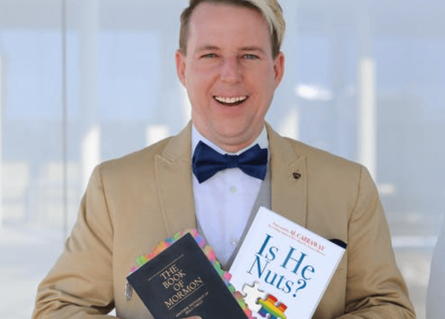 "Mormon News Report podcast INTERVIEW: DENNIS SCHLEICHER, ""IS HE NUTS: WHY A GAY MAN WOULD BECOME A MEMBER OF THE CHURCH OF JESUS CHRIST?"""