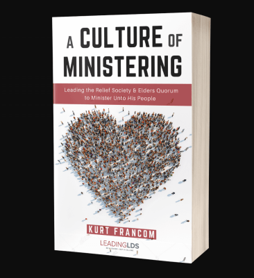 A Culture of Ministering Leading Saints