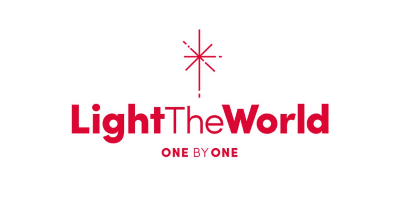 #LightTheWorld 2020: Oh, Come, Let Us Adore Him