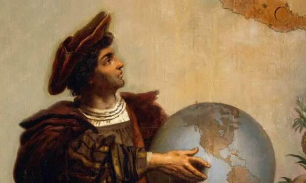 Come, Follow Me — Book of Mormon — Nephi's prophesy of Christopher Columbus