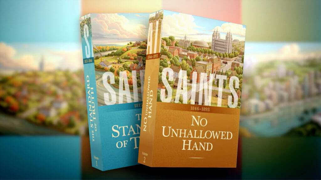 """""""Saints, Volume 2"""" now available: includes LDS women's perspectives and details on controversial Mormon topics"""