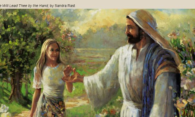 """COME, FOLLOW ME LESSON AIDS: February 24–March 1 """"A Marvelous Work and a Wonder"""" 2 Nephi 26-30"""