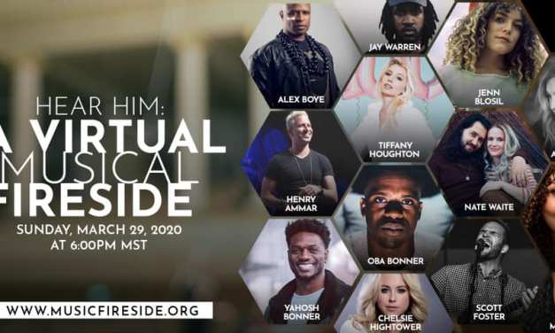 VIDEO: #HearHim — A Virtual Musical Fireside with Henry Ammar, Alex Boye, Yahosh, O/B/A, and others