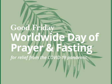 LDS Nelson Good Friday Worldwide Day of Prayer and Fasting LDS Mormon April 2020 Easter