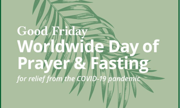 President Nelson calls for a Good Friday Worldwide Day of Prayer and Fasting in preparation for April 2020 Easter Observance