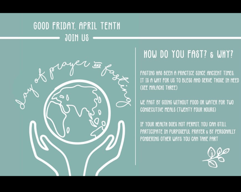 Worldwide Fast April 10 Covid Facebook Group