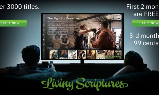 Merry Christmas! What's new at Living Scriptures?