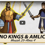 VIDEO: Living Scriptures Come, Follow Me: Mosiah 29 – Alma 4/May 25-31 – No Kings & Amlici