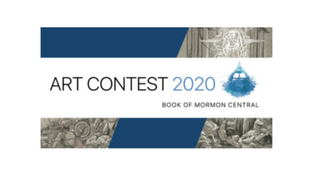 Enter the 2020 Art Contest by Book of Mormon Central for a chance to win $500 and get featured in the ScripturePlus app!