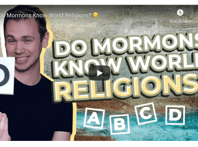VIDEO: Do Mormons Know World Religions? ? (via Saints Unscripted)