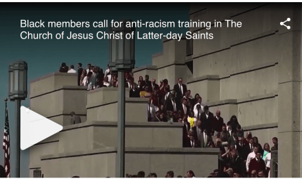 VIDEO: Would the Church benefit from anti-racism training for members?