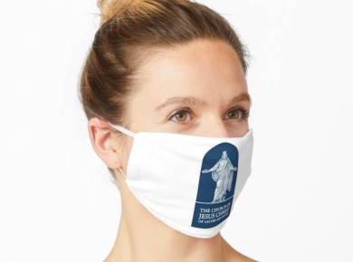 LDS face masks ProjectProtect