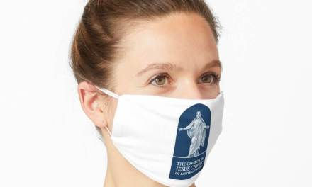 """""""Latter-day Saints are not immune"""": Area church leaders request Utah members wear face masks to protect from Covid-19"""
